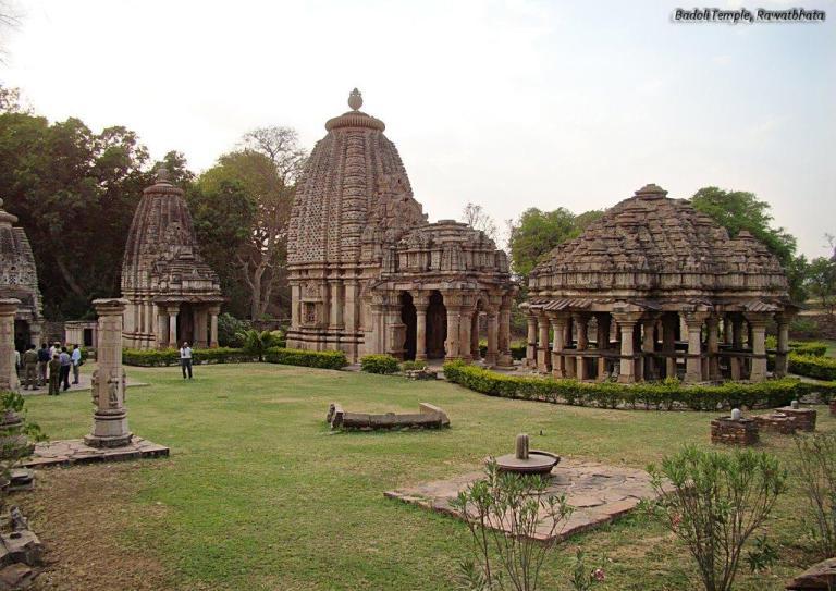Temple Site at Badoli, Kota