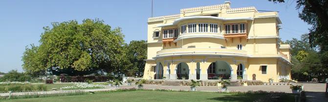 The Brijraj Bhawan Palace