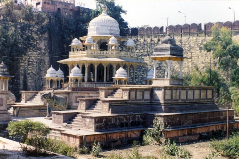 cenotaphsKota-Keshar Bagh