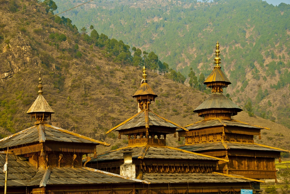 Mahasu Temple At Hanol, Image Courtesy Anmitvile-BCM Touring