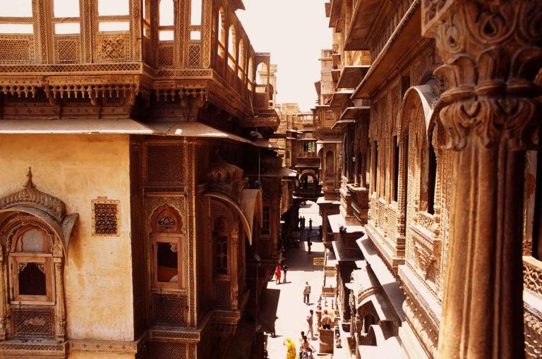 Haveli of Devta Shridharji Kota