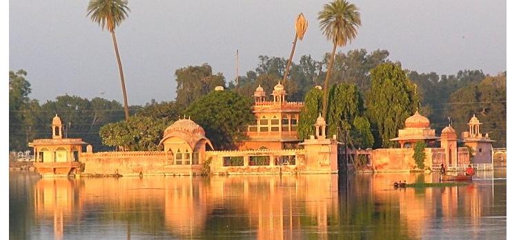Jagmandir Palace, Kota