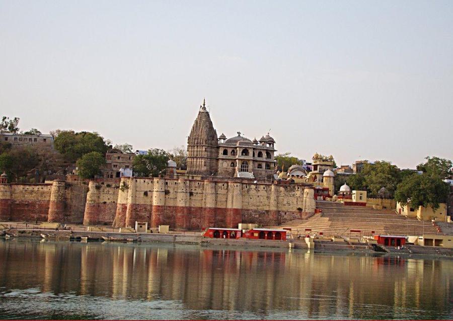 Keshoraipatan Temple View