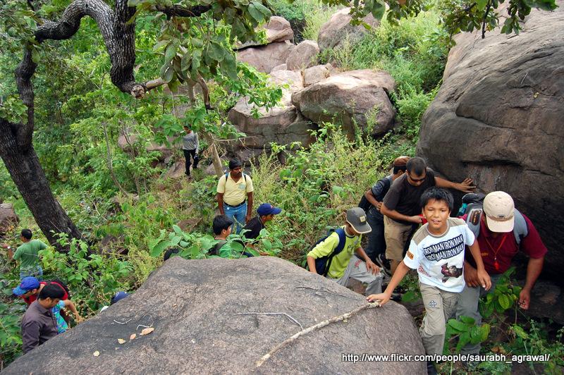 Rockclimbing-Kathotia
