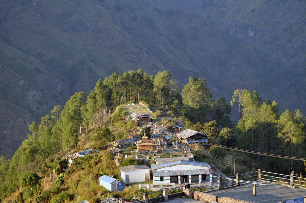 GMVN Rest House Location at Sankri