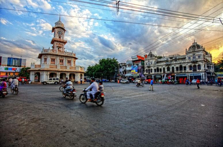 Freeganj, Market Area of Ujjain