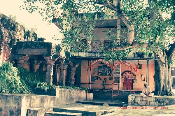 Bhartrihari Caves