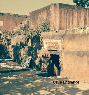 caveentranceUjjain