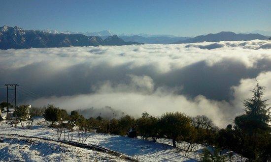 Winters at Sursingdhar
