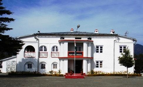 Sainik School at Ghorakhal