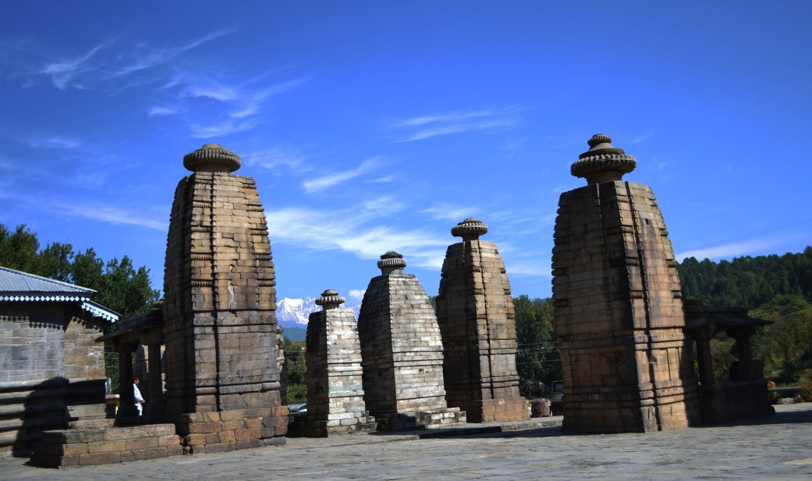 The Temple Complex at Baijnath