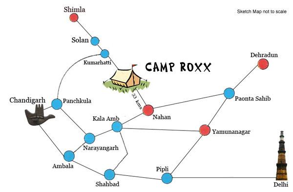 camp-roxx-route-map
