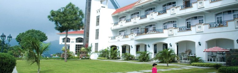 The Grand View Hotel- Nahan