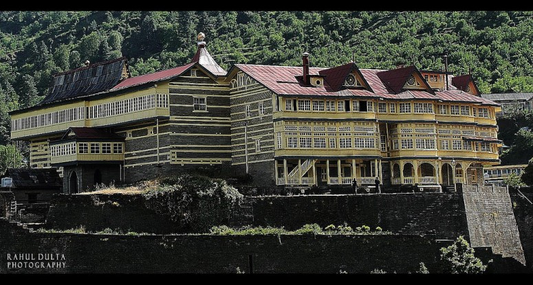 Jubbal Palace - Outer View Image Courtesy@Rahul Dutta - Flickr