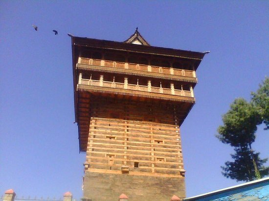 The Laankra Veer Temple, Kairi