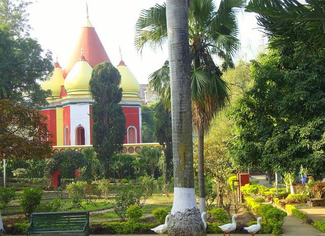 Beautiful Gardens of Rani Taal