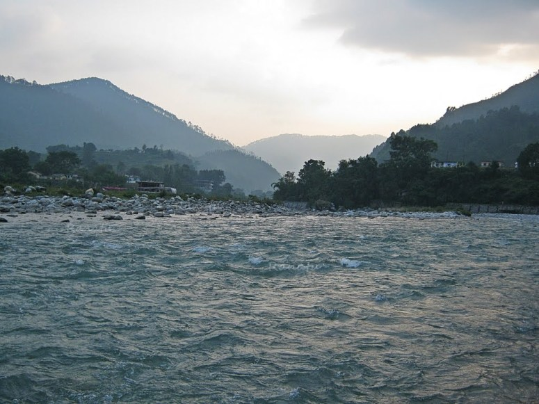 River Saryu at Kaptkot, Bageshwar