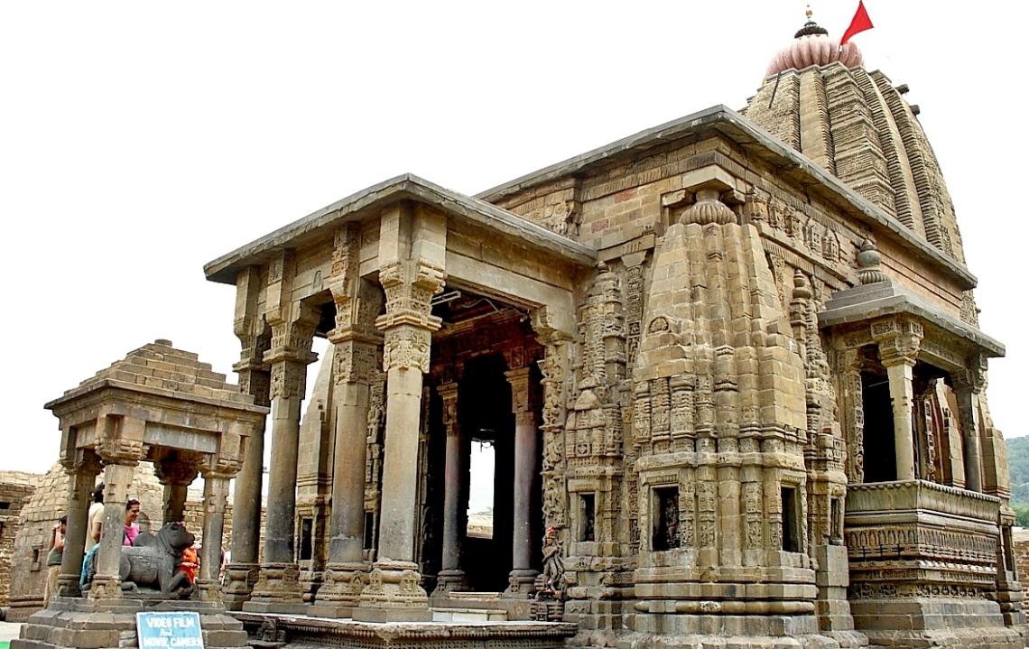 Main Shiva Temple at Baijnath Image@Rakeshdogra