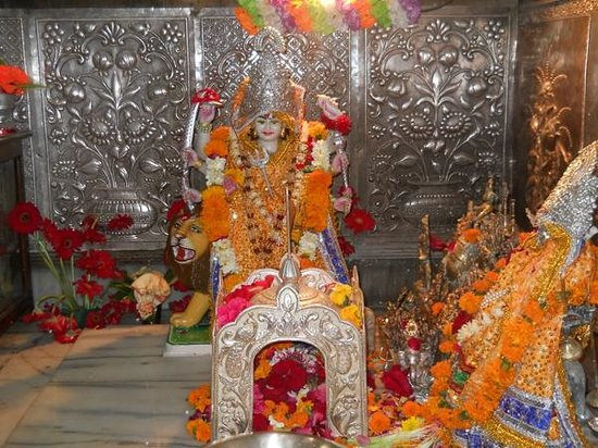 Maa Mahamaya Balasundari, Trilokpur - Nahan