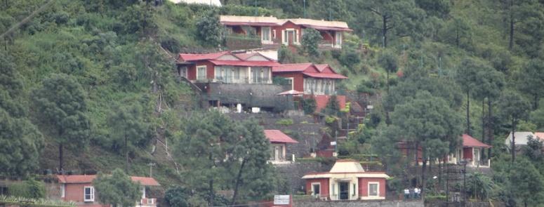 Sirmour-Retreat, Nahan