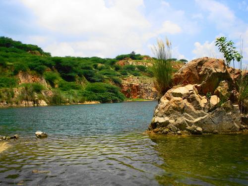 Lake Dhauj