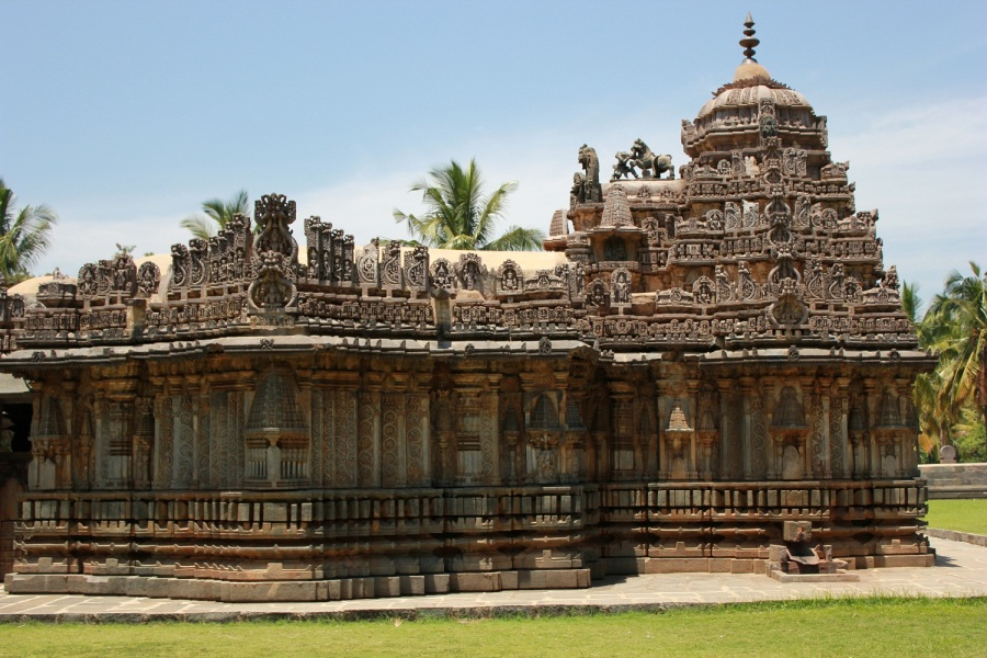 The Amruteshwara Temple. Image Credit @ Wikipedia