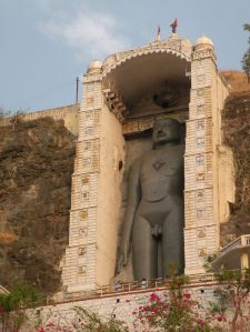 Statue of Lord Adinatha at Bawangaja