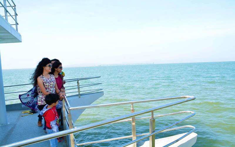 Take a Cruise! @Hanumantiya Island