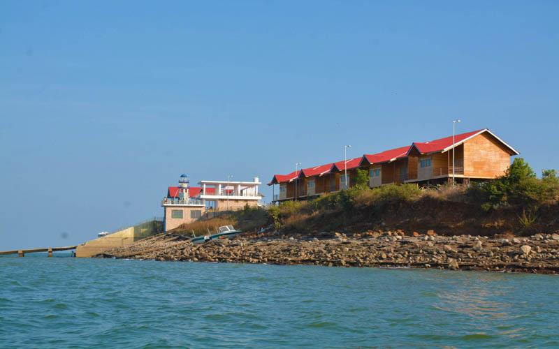 Hanumantiya Island Resort, Madhya Pradesh