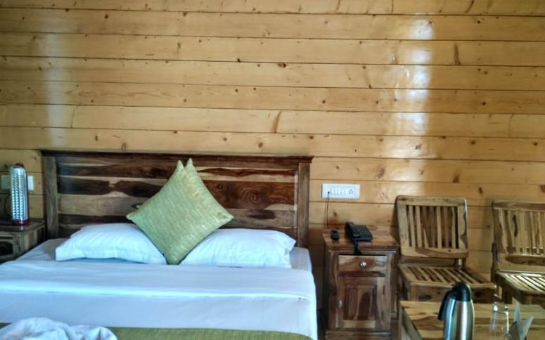 Accommodation at Hanumantiya Island Resort