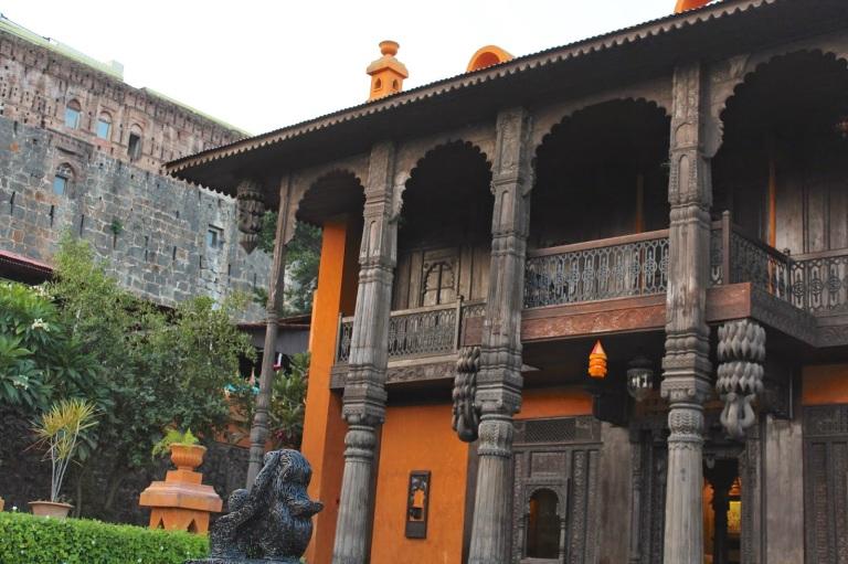 Aai Museum at Fort Jadhavgadh, Pune
