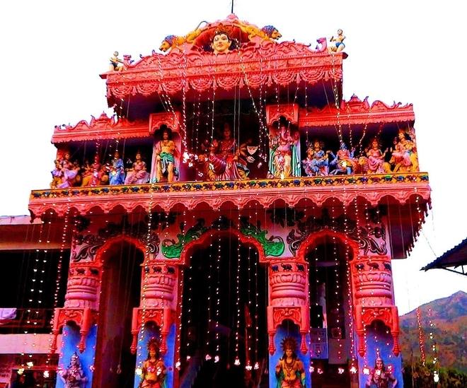 Bhalei Mata Temple, Chamba HP
