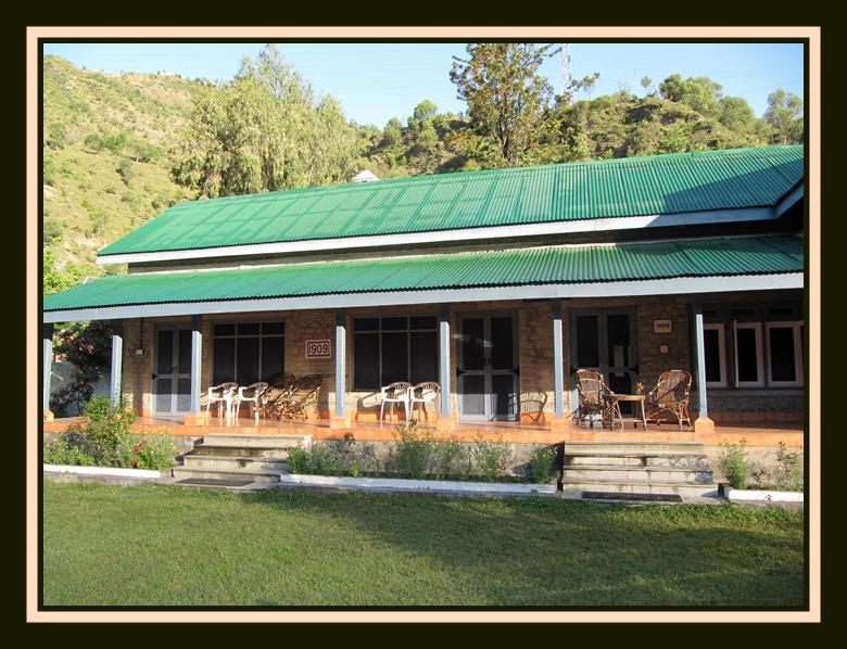 Rest House at Sundla, Chamba
