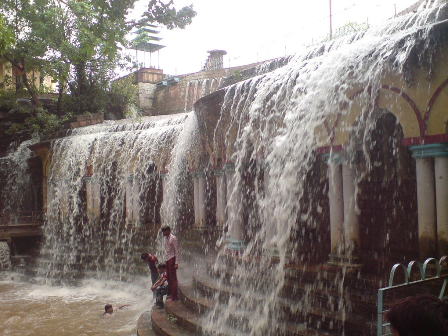 Bhadaiya Kund, Shivpuri Image Flickr@Abhinav Saxena