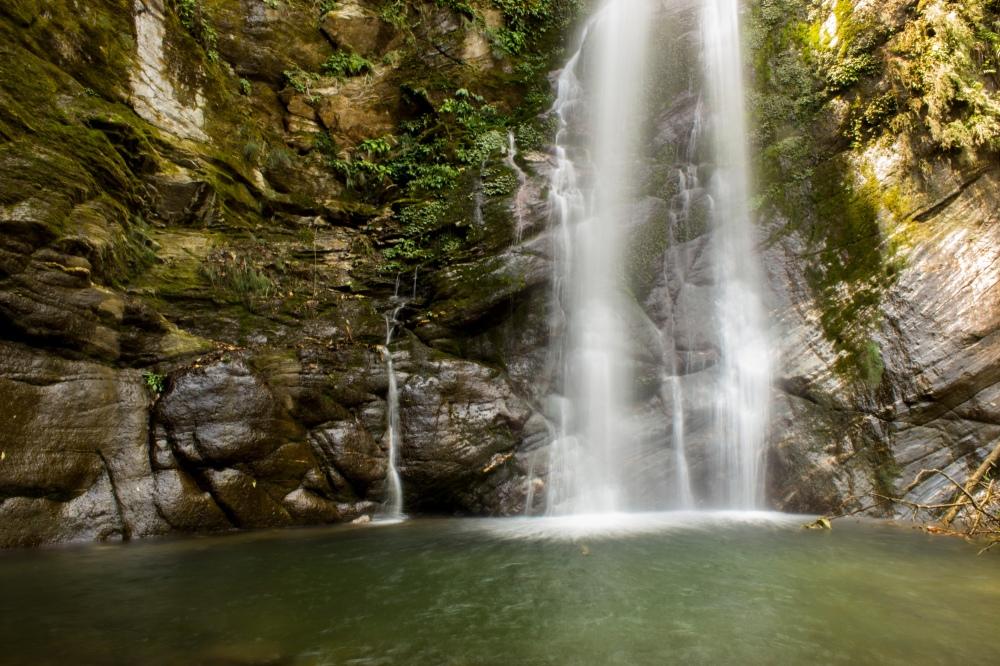Changey Falls at Kolkham