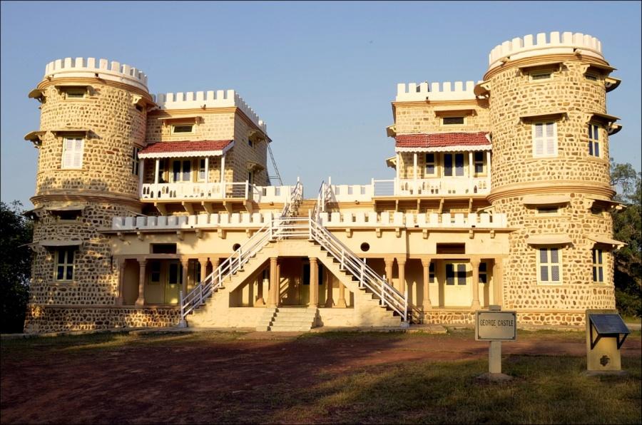 Geoge Castle, Shivpuri - Madhya Pradesh