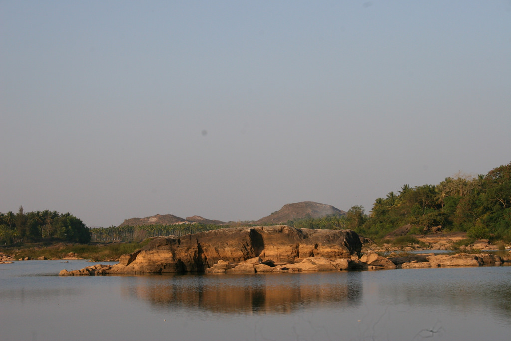 Big Rock at Village Hosahalli