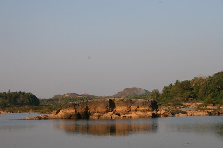 Big Rock at Village Hosahalli