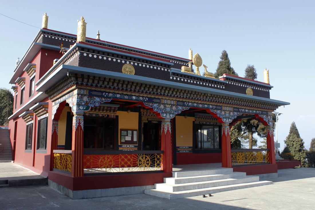 Lolegaon LAVA monastery