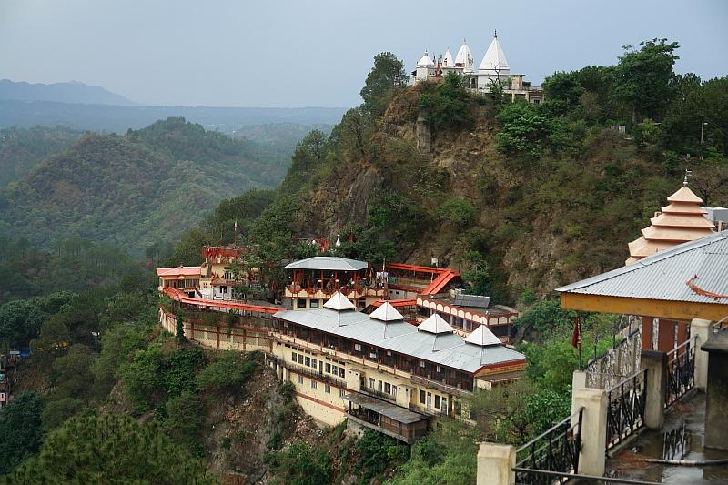 Temple Shrine of Deotsidh, near Hamirpur
