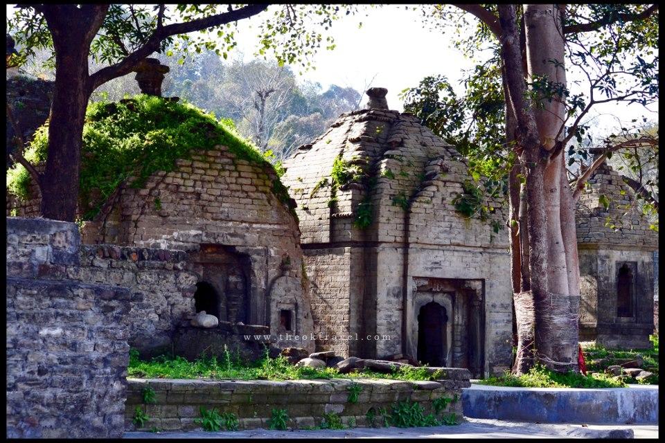 Temple Ruins at Nadaun