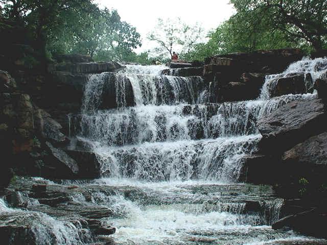 Bhura Kho, A waterfall at Shivpuri - MP