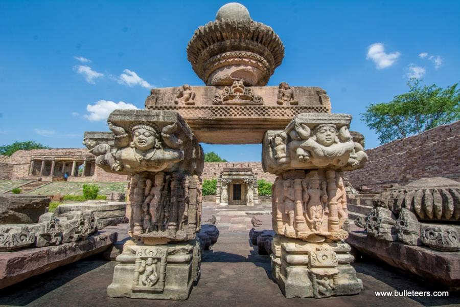 Surwaya - A Fort near Shivpuri