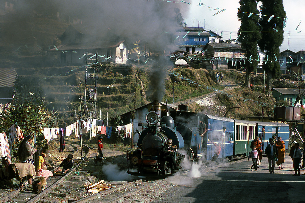Toy Train at Sonada, Near Mongpu