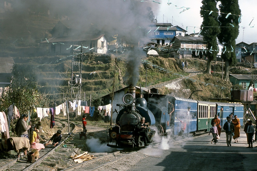 Toy Train at Sonada, Near Mongpu