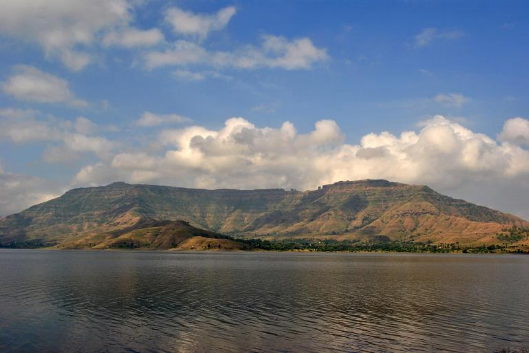 Dhoom Lake, Also known As Wai Lake, Wai, Maharastra